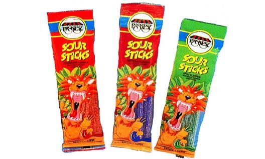 sour sticks