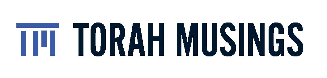 Torah Musings