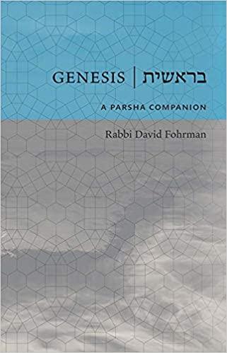 Fohrman Genesis